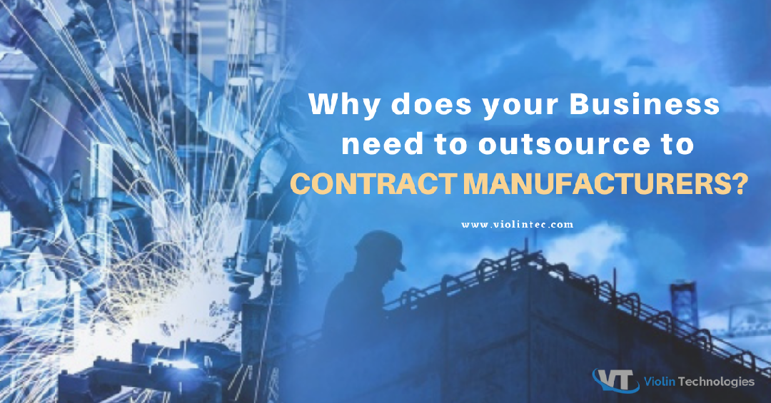 Contract manufacturers