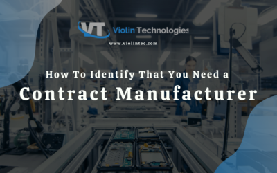 How To Identify That You Need a Contract Manufacturer